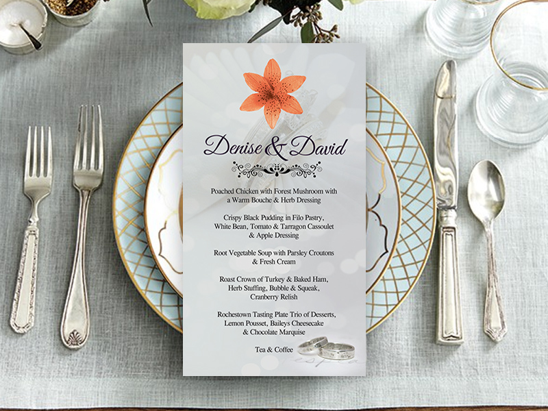 Now & Forever | Wedding Invites Cork | Wedding Stationery Cork