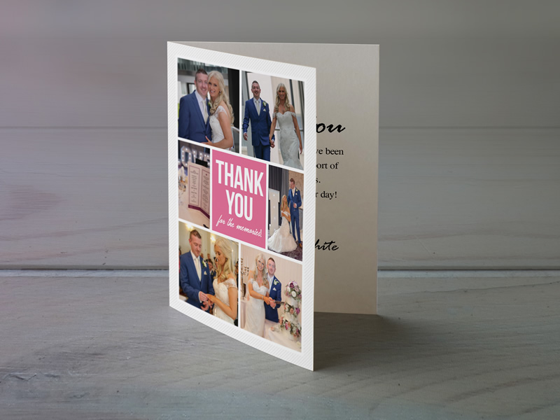 Thank You Card Portrait 3