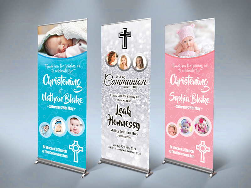 Communion & Christening Banners