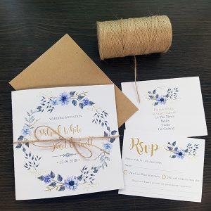 wedding invites folding invitations now forever ireland uk